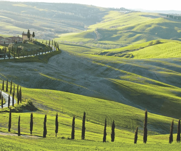 Tuscany, the land of fascination