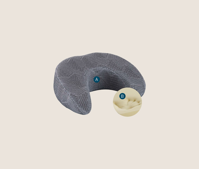 At the core of Travel Pillow
